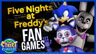Download FIVE NIGHTS AT FREDDY'S FAN GAMES: BEST & WORST FAN MADE FNAF - THAT CYBERT CHANNEL Mp3 and Videos