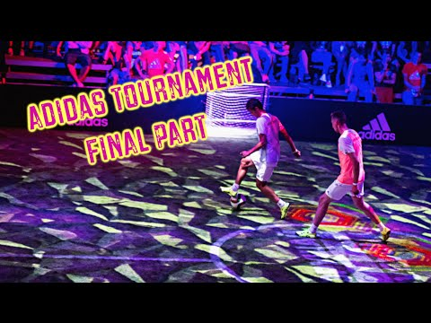 0d942e6e7b7 ☆ Luka skills ☆ Adidas Tournament ☆ Semi-final & Final parts ...
