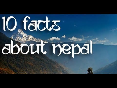 Amazing Facts Of Nepal
