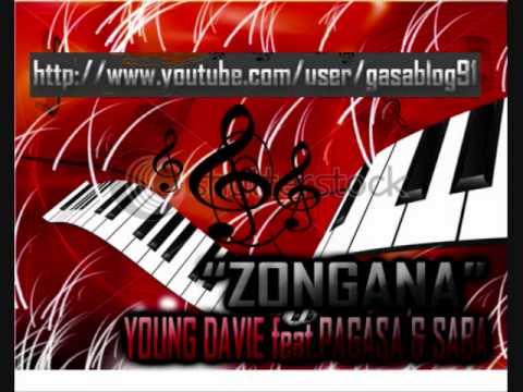 YOUNG DAVIE feat. PAGASA & SABA - ZONGANA