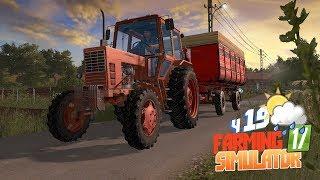 Farming Simulator 17 стрим - Осень! Фермер ДЕЛАЕТ ЗАПАСЫ Прохождение стрим fs 17 серия 19