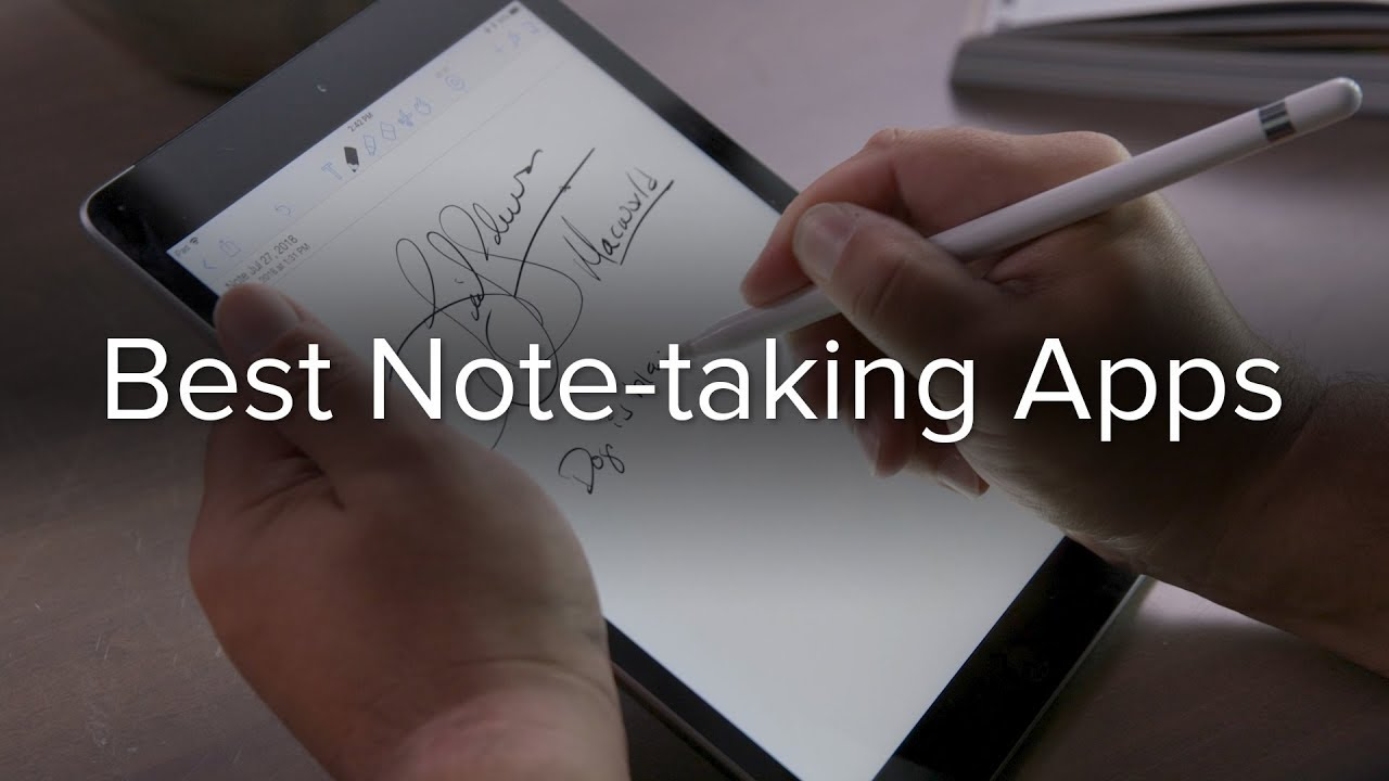 the best note taking