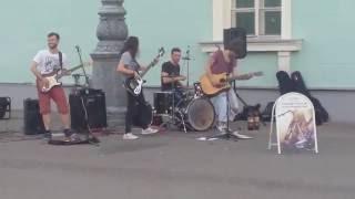 Кукушка на ВВЦ 26 06 2016 Бродячие артисты Цой