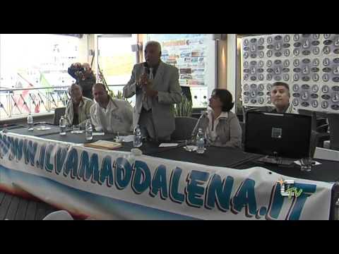 Speciale Tg Sport – CALCIO – Intervista al Presidente dell'Ilvamaddalena Bruno Useli.