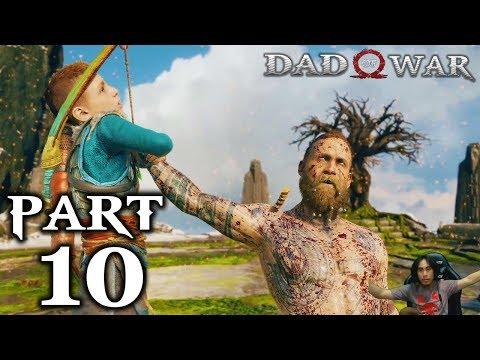 GOD OF WAR 4 | Part 10 | ATREUS, YOU SUCK! |  Gameplay Walkthrough