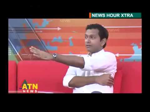 News Hour Xtra | Hate Speech in Social Media | Tahsan & Others | ATN NEWS