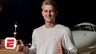 Does Matthijs de Ligt make Juventus' back line the best in Europe? | ESPN FC