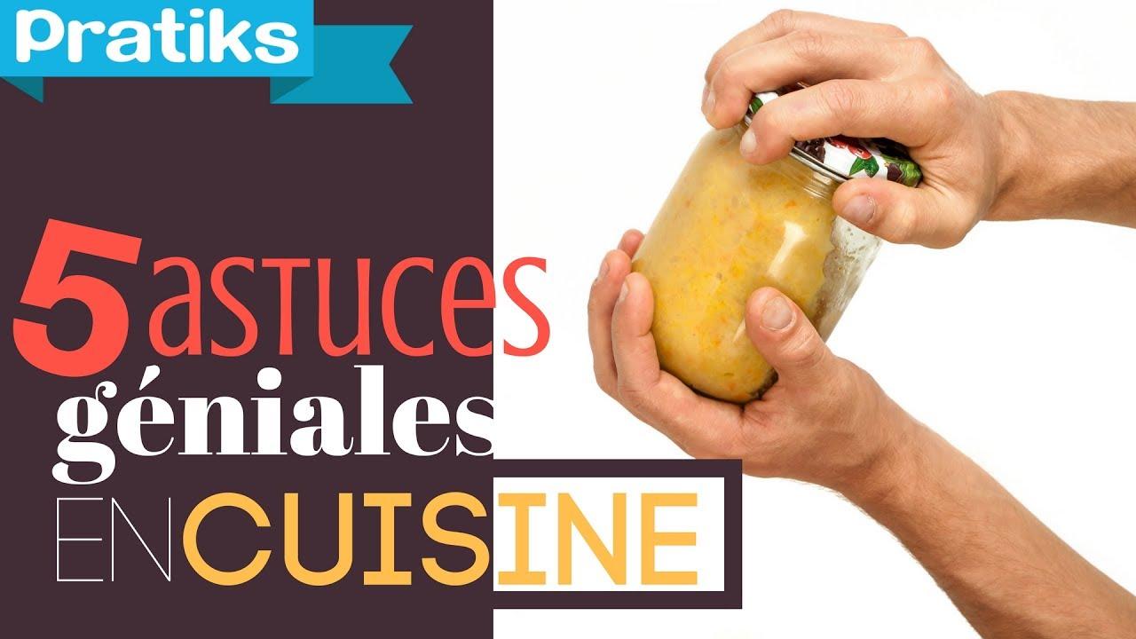 5 Astuces Geniales Pour La Cuisine Vous Ne Pourrez Plus Vous En