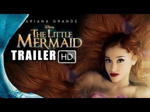 Trailer Conceito do novo filme A Pequena Sereia com Ariana Grande