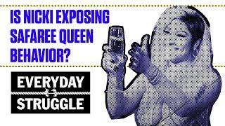Nicki Minaj and Safaree Beef Getting Too Ugly? | Everyday Struggle