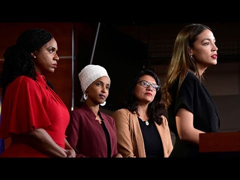 Who are 'the squad', the US Congresswomen at the centre of the Trump row?