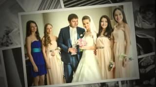 Свадебная фотосессия в прекрасный день! Прекрасные молодожены! Оцени!