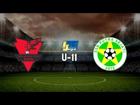 Fifa Farmel vs Putra Sejati [Indonesia Junior League 2019] [U-11] 14-4-2019