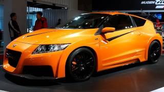 Honda CR-Z MUGEN RR Concept 2011 Videos