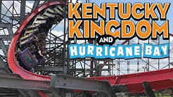 Kentucky Kingdom 2018 Tour & Review with The Legend