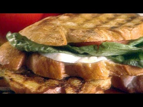 How to Make Giada's Perfect Panini Sandwich  Food Network