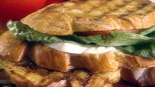 How to Make Giada's Perfect Panini Sandwich | Food Network
