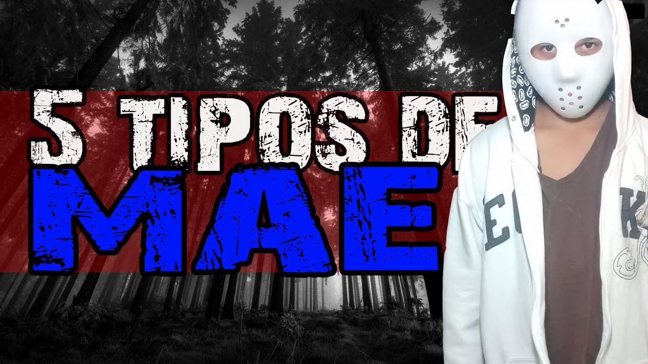 4# - TIPOS DE MÃE