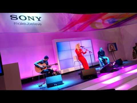 Rita Ora - Hey Ya - Live At Sony VIP Party @ MWC 2013
