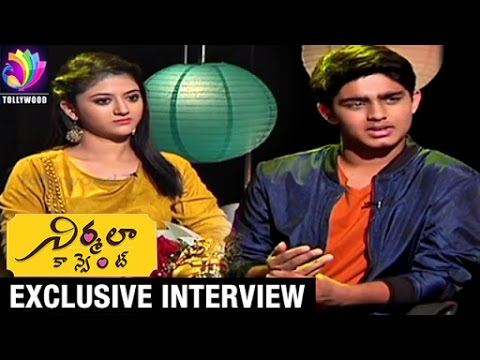 Roshan and Shriya Sharma Exclusive   Nirmala Convent Movie  Nagarjuna