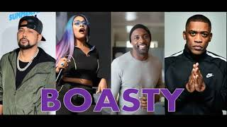 Wiley ft Sean Paul & Stefflon Don X Idris Elba - Boasty (Clean)