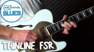 Fender FSR Telecaster Thinline Super Deluxe Guitar (Overdrive)