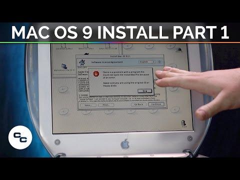 Mac OS 9 Installation Frustration - Part 1 - Krazy Ken's Tech Misadventures