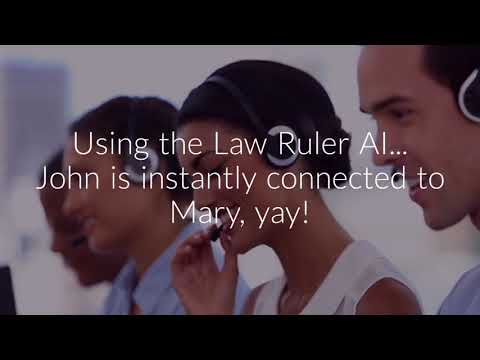 Got Web Leads?  Use AI to Take the Gamble Out of Intake with Law Ruler