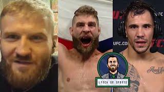 Jan Blachowicz Jiri Prochazka should have to fight Aleksandar Rakic next