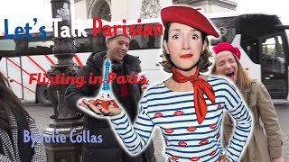 Julie Collas THE BEST SHOW IN PARIS in english :how to date in France