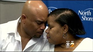 Queens Man Uses Wedding Photos To Help Bring His Wife's Memory Back(A Queens man used wedding photos to help bring his wife's memory back after she suffered a brain hemorrhage that caused her to forget their recent wedding., 2014-09-30T23:04:20.000Z)