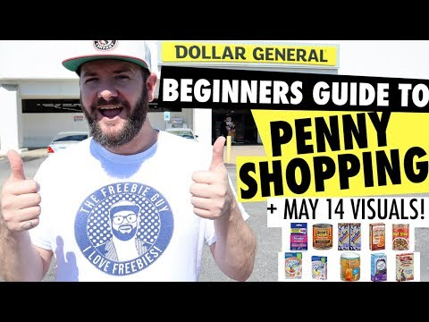 Beginners Guide To Penny Shopping At Dollar General + May 14th List WITH Visuals