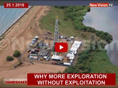 Exploring Uganda's oil fields