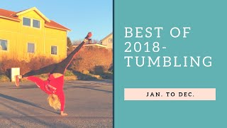 Best of 2018- tumbling