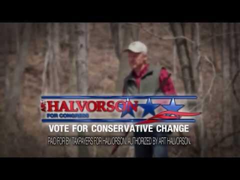 Halvorson TV Ad 1