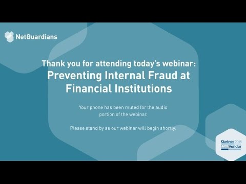 Webinar: How to Prevent Internal Fraud at Financial Institutions