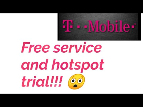 Repeat T-Mobile Test Drive: Get 30GB/30Days of Data and a
