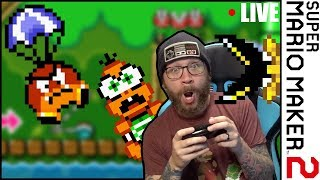 -super-mario-maker-2-live-stream-viewer-levels-with-darby