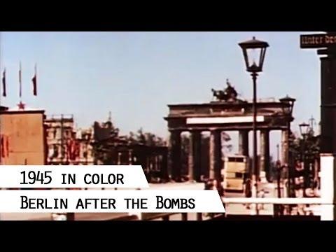 Berlin 1945 (in color)