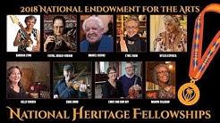 2018 NEA National Heritage Fellowships Concert