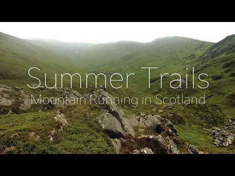 Summer Trails - Mountain Running in Scotland