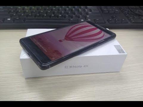 Mở Hộp Xiaomi Redmi Note 4X 32GB Ram 3GB 2017 Mua Trên LAZADA  GIÁ 3 Triệu 2018