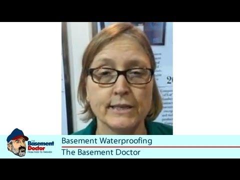 review bowed basement wall repair i beam basement doctor
