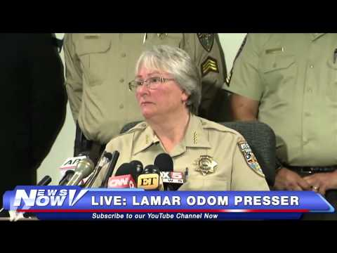 FNN: FULL Lamar Odom Brothel Investigation Press Conference