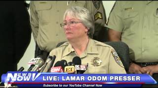 FNN: FULL Lamar Odom Brothel Investigation Press Conference