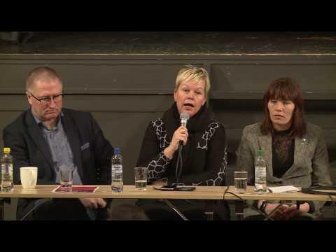 Kulturalliansen: Er det behov for en felles arenapolitikk for kulturlivet?