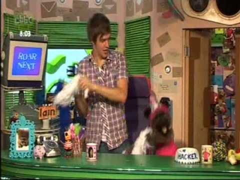 CBBC| Iain & Hacker- Interpretive Dance