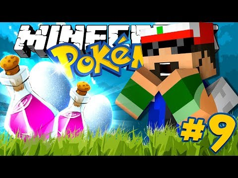 Minecraft: POKEMON!! #9 - EXPLOITING AGAIN!! thumbnail
