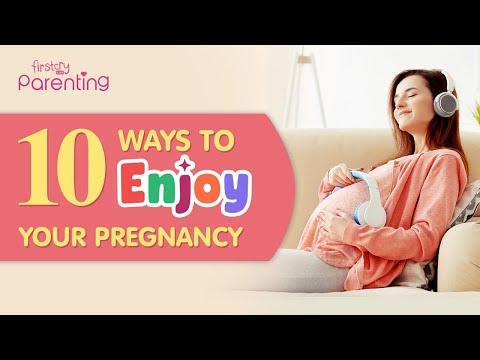 10 Ways to Enjoy Pregnancy & Keep Stress Away