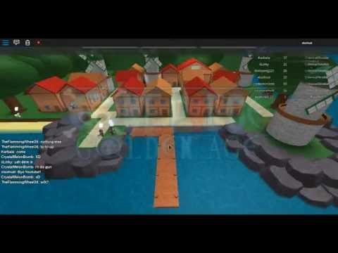 Roblox How To Escape From Marine Trap (One Piece Golden Age)